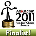 Readers Choice Awards Finalist Badge