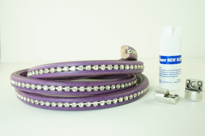 Leather Bracelet Supplies
