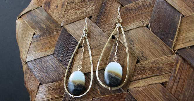 SeascapeEarringsFeatured